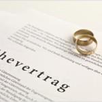 Nicht ohne meinen Ehevertrag!