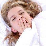 Von Frauen und Schlafproblemen